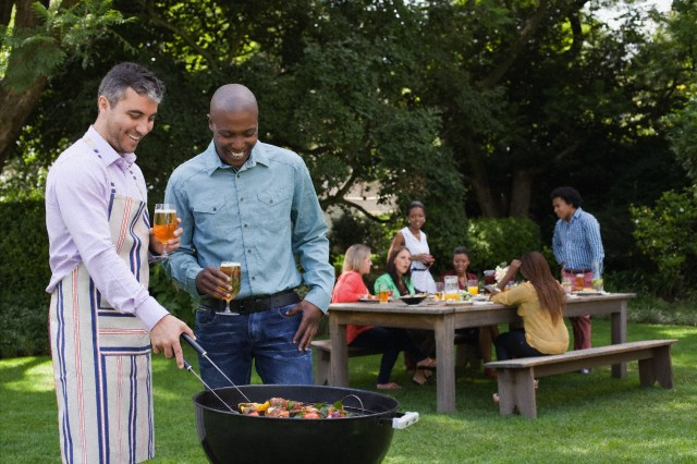Barbeque and Fun Party