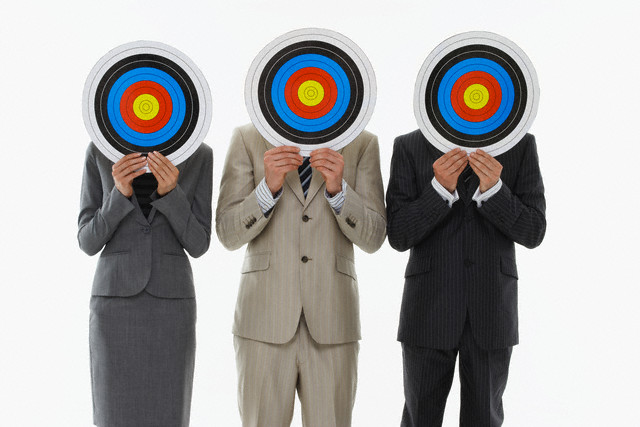 target relevant survey audience