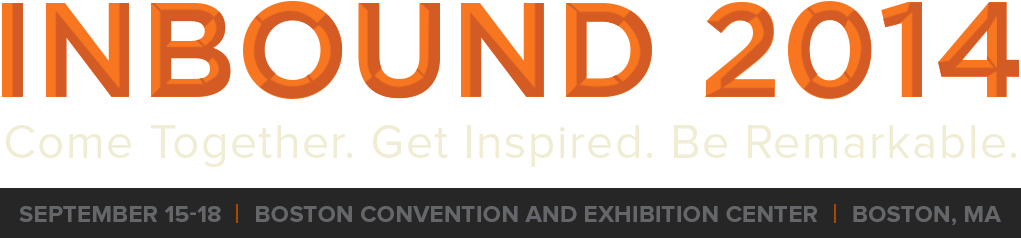 Inbound 2014 Conference
