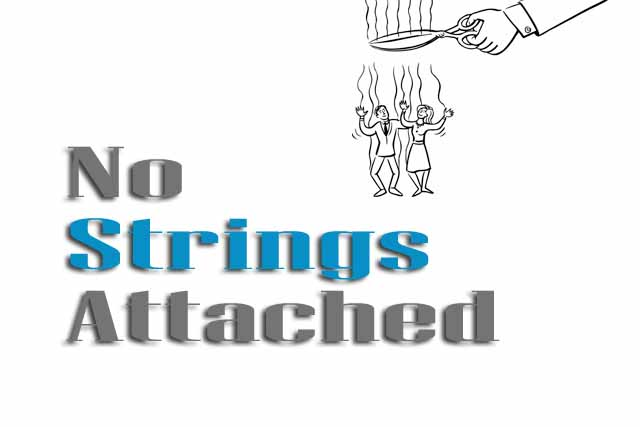 images with strings attached