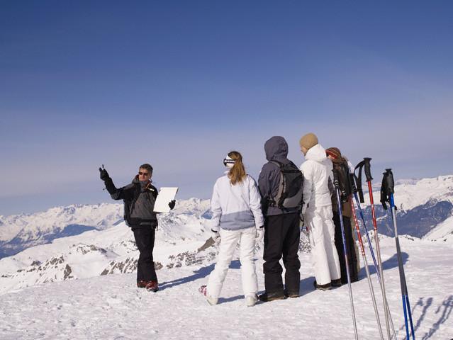 skiing instructor jobs