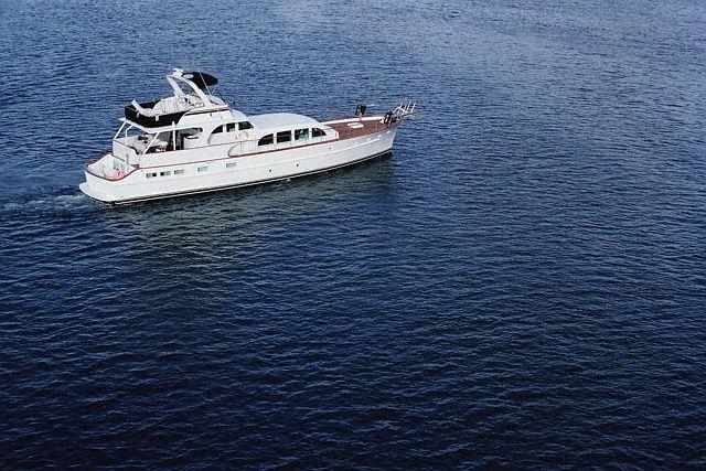 travel as yacht crew
