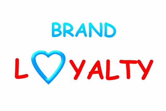 brand loyalty is biggest asset