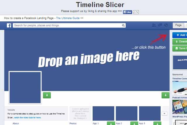 timeline slicer