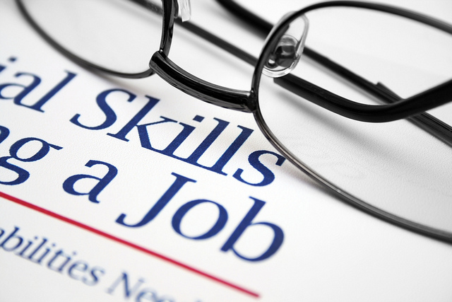 improve your job skills