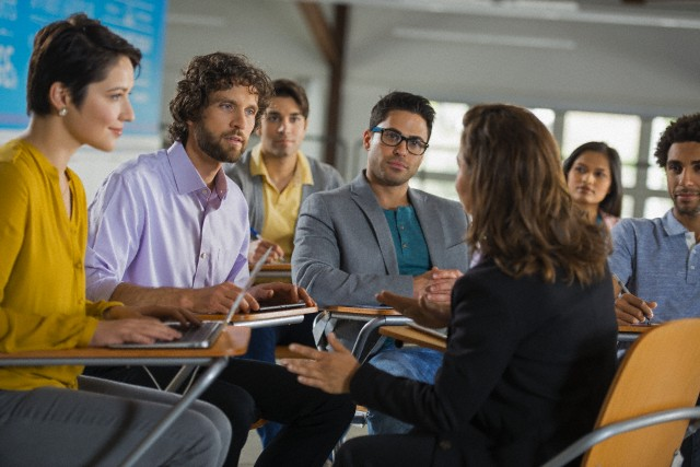 train your interviewers