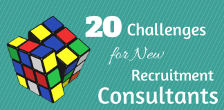 Challenges for new recruitment consultants