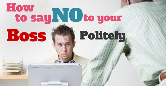how to politely say no to dating