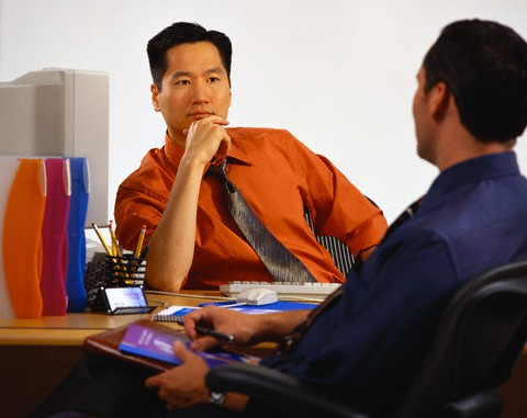 Interviewer might be your future boss