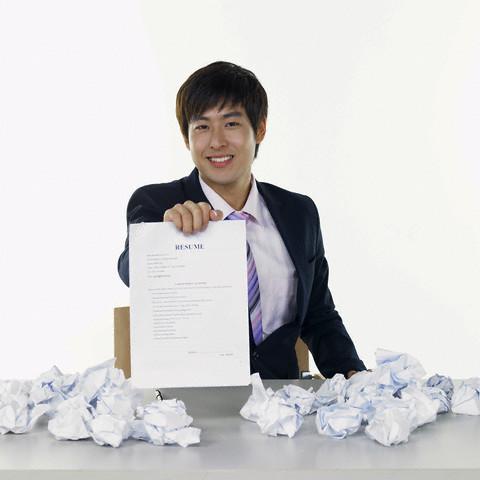 work on resume