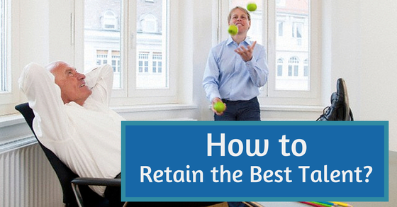 How to Retain the best talent