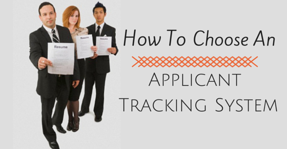 How to choose an applicant tracking system