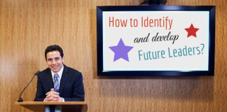 How to identify and develop future leaders