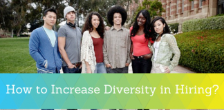 How to increase diversity in hiring