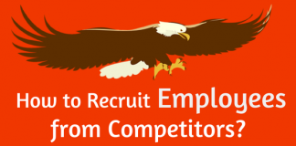 How to recruit employees from competitors