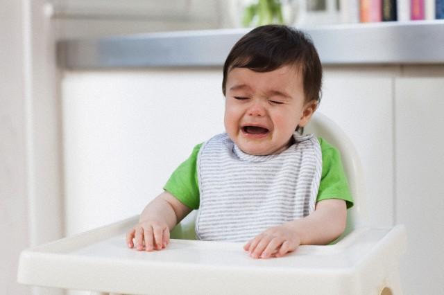 Crying at work