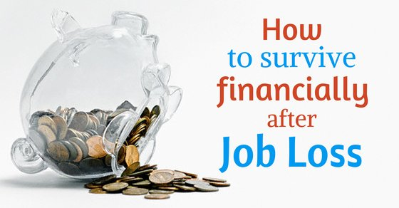 surviving financially after job loss