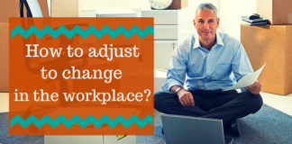 Change in the workplace