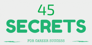 Secrects for career success