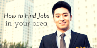 find jobs in your area