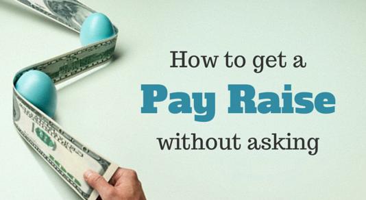 getting pay raise