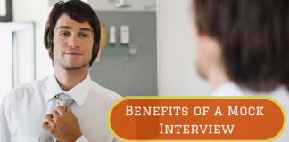Benefits of mock interview