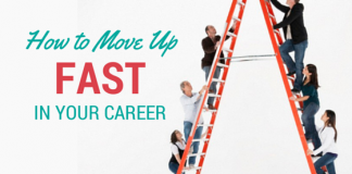 Moving fast in career