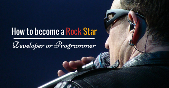 Rock star developer or programmer