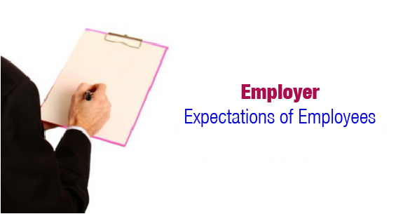 Employer Expectations of Employees