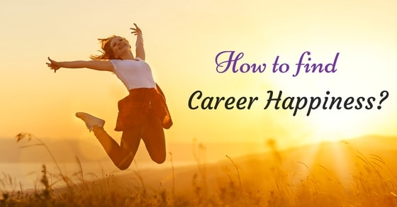 How to Find Career Happiness
