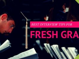 Interview tips for fresh grads