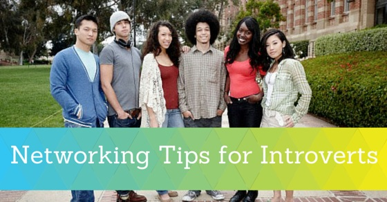 Networking tips for introvers
