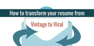 Viral Resume