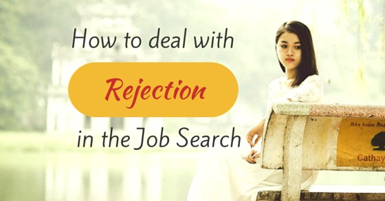 rejection in job search