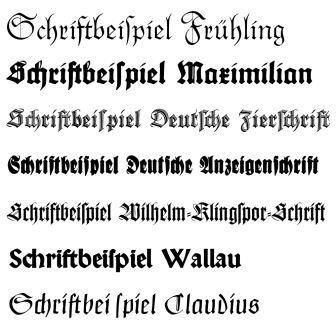 sharp fonts