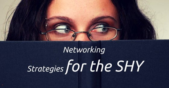 shy networking tips