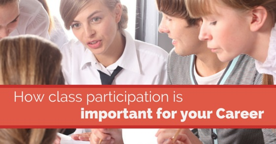 Importance of class participation