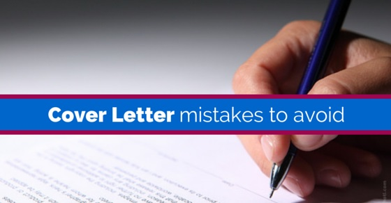 Top  Common Cover Letter Mistakes To Avoid  Wisestep