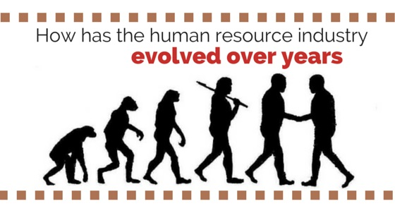 evolution of human resource