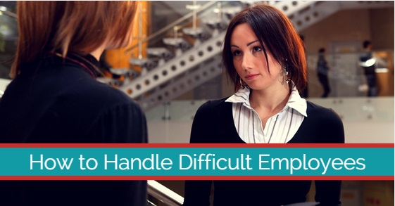 handling difficult employees