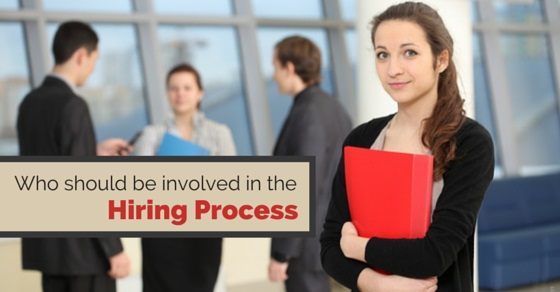 hiring process team members