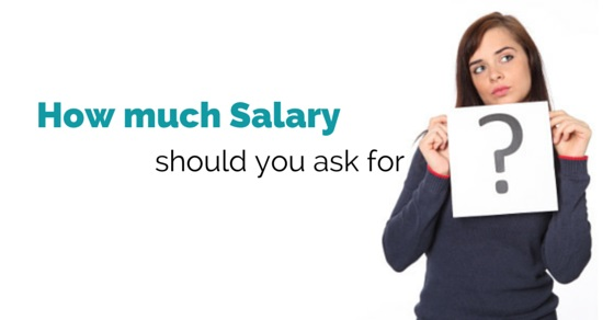 how much salary to