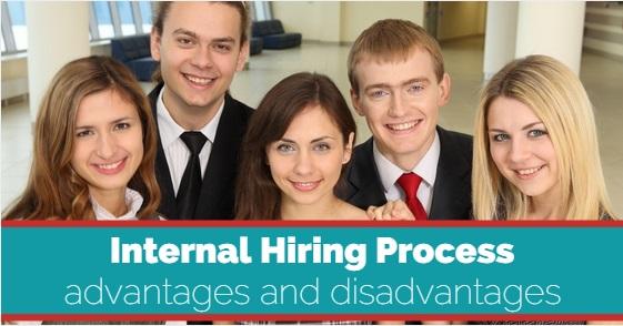 internal hiring process