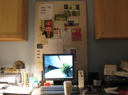 office desk boards