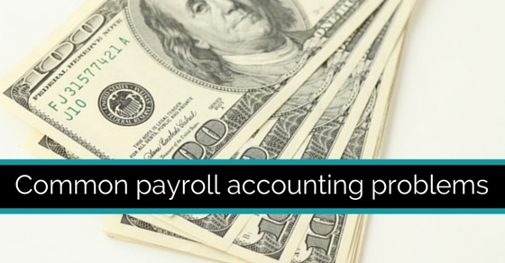 payroll accounting problems