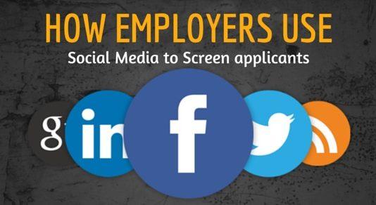 social media for employers