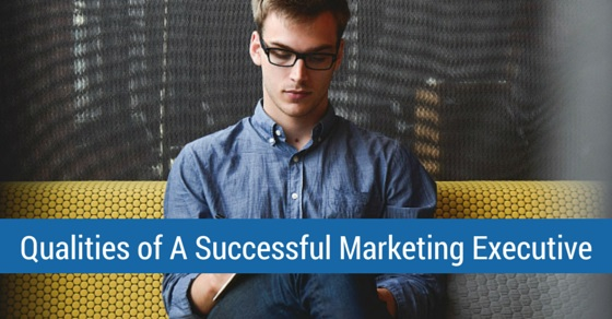 successful marketing executive