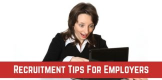 Recruitment tips for employers