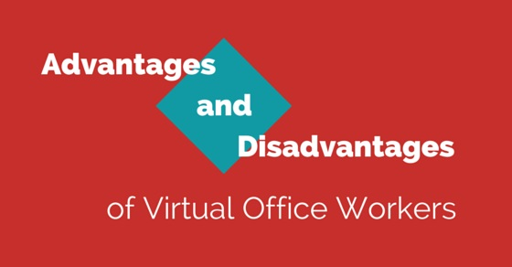 advantages of virtual office