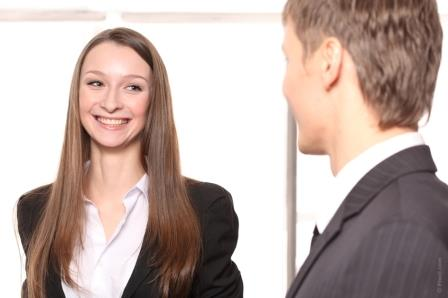 employee recognition for a job